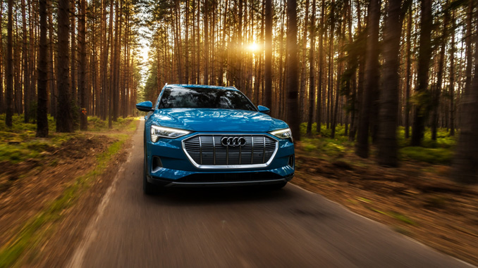 Audi launches national ad campaign to challenge misperceptions of electric vehicles - 2019 Audi e-tron