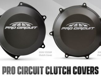 Pro Circuit 2019 YZ250F and KX450 Clutch Covers