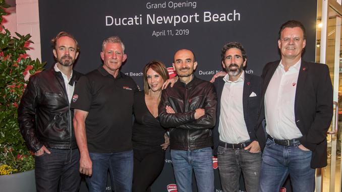 Ducati Newport Beach