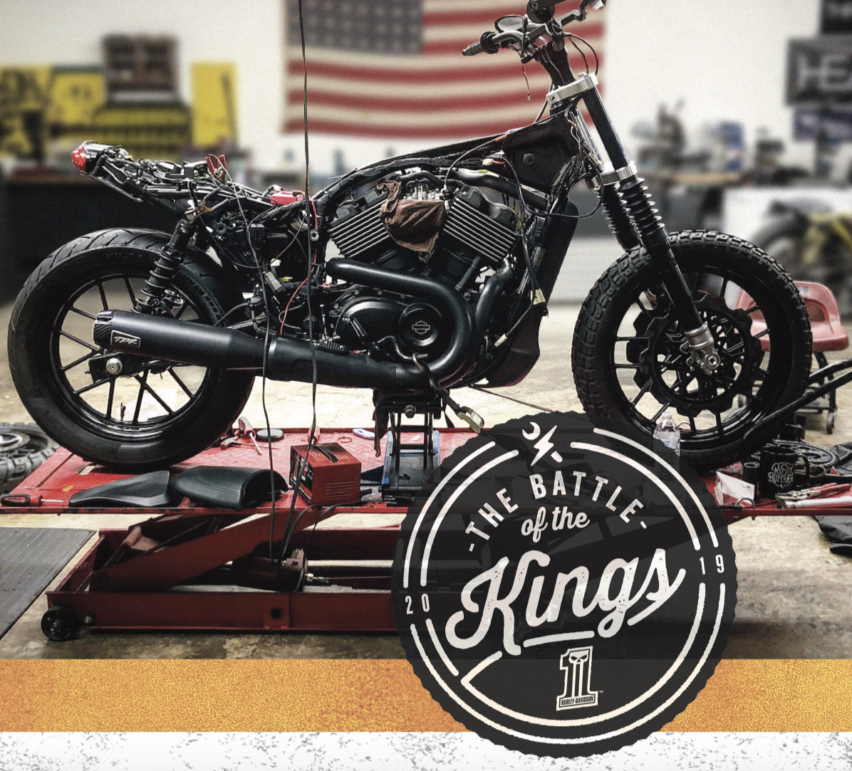 Harley-Davidson BATTLE OF THE KINGS