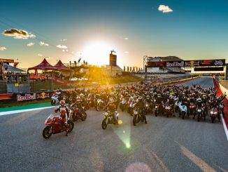 Ducati Parade Lap at 2019 Circuit of the Americas MotoGP