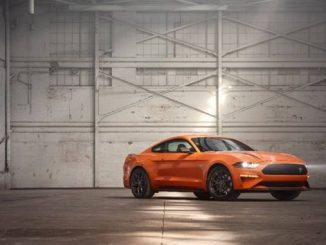 Mustang Claims Title of Best-Selling Sports Coupe in The World for Fourth Straight Year