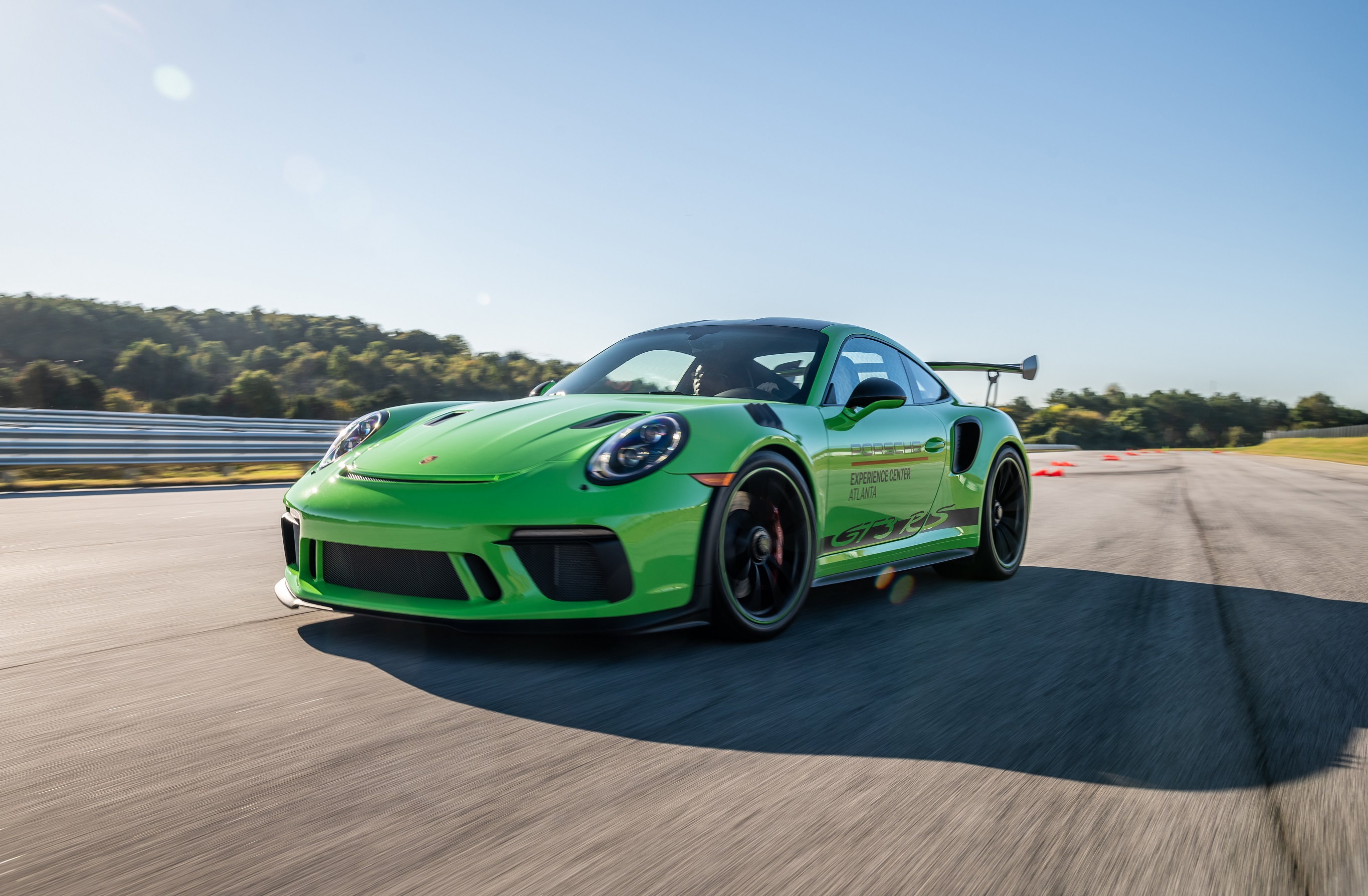 Porsche U.S. Fleets Go Carbon-Neutral With CO2 Offset Program