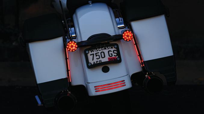 Kuryakyn L.E.D. Accent Strip Lights