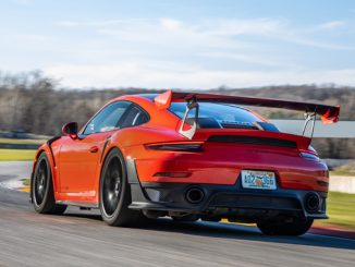 Porsche 911 GT2 RS sets production car lap record at Road America