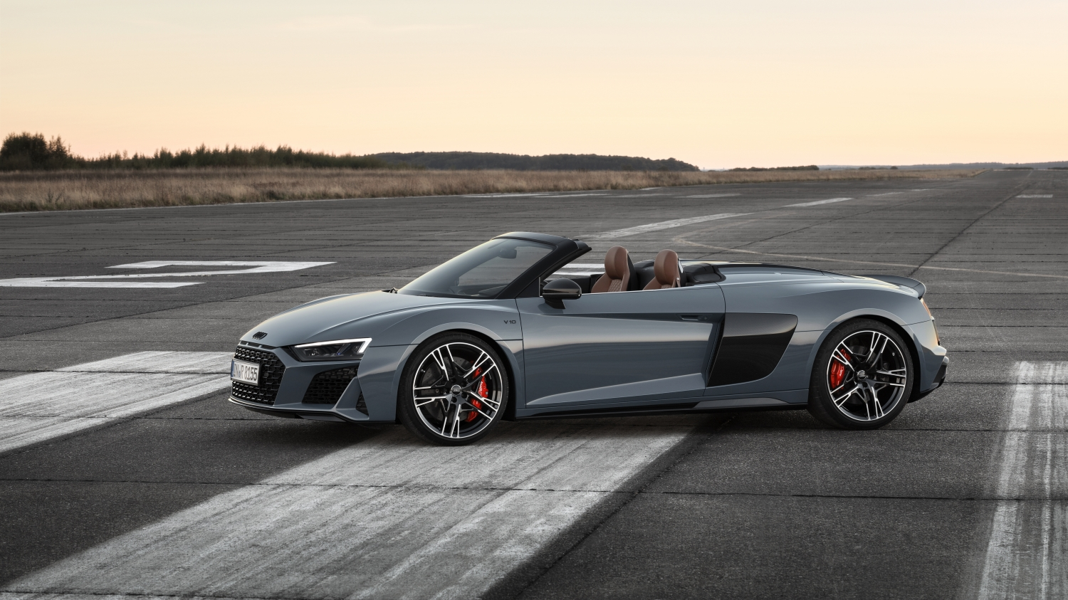 2020 Audi R8 V10 performance Spyder