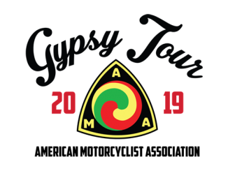AMA Gypsy Tour 2019 logo