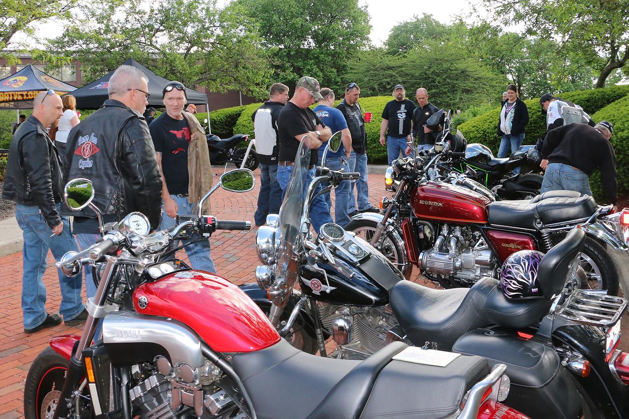 AMA Motorcycle Hall of Fame Fall Bike Night