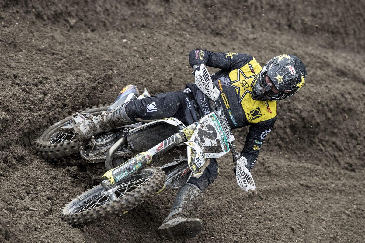 Arminas Jasikonis – Rockstar Energy Husqvarna Factory Racing - MXGP of Trentino