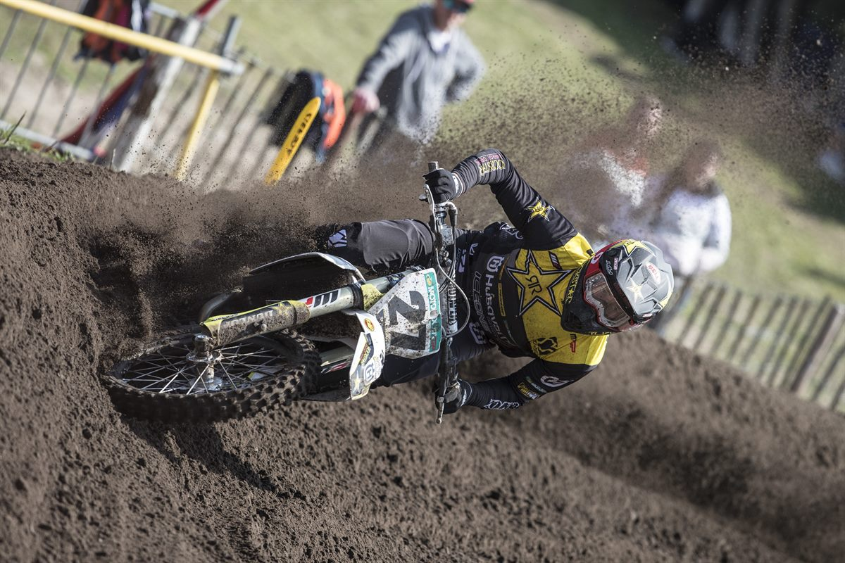Arminas Jasikonis - Rockstar Energy Husqvarna Factory Racing - GP of the Netherlands