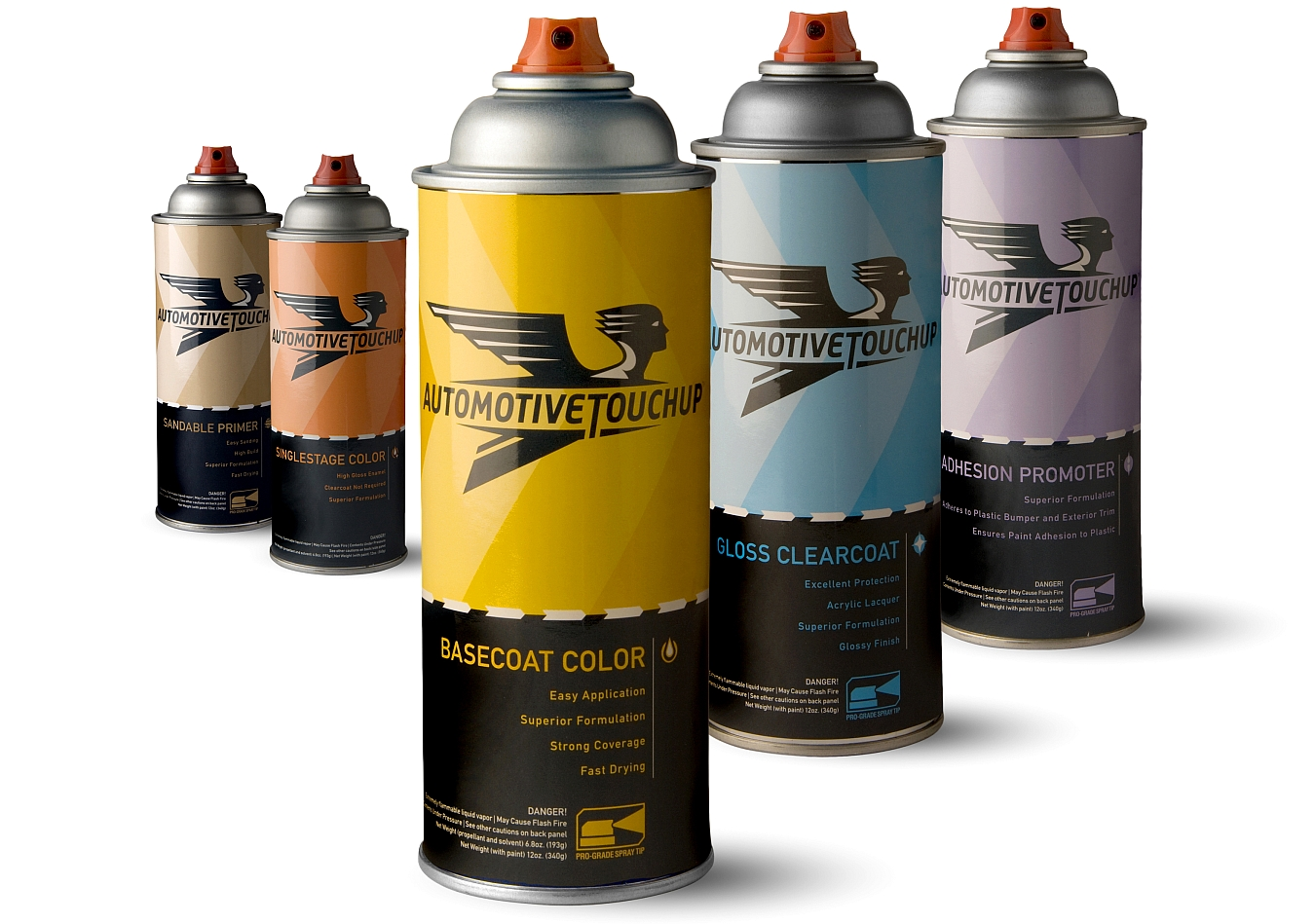 AutomotiveTouchup Aerosols
