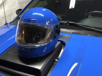 AutomotiveTouchup - Azure Blue color matched to 2004 Mustang Mach 1