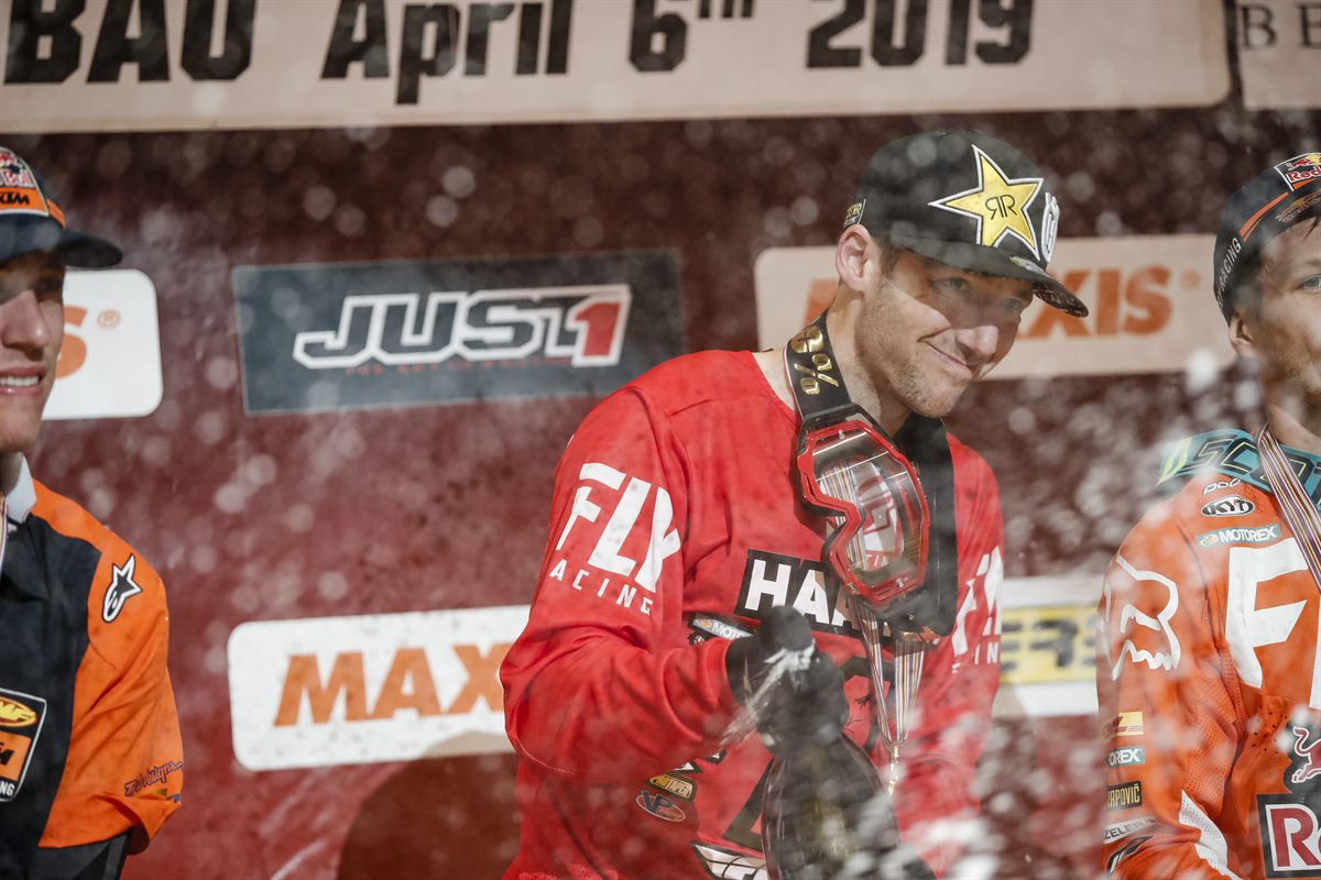 Colton Haaker - Rockstar Energy Husqvarna Factory Racing - Superenduro World Champion