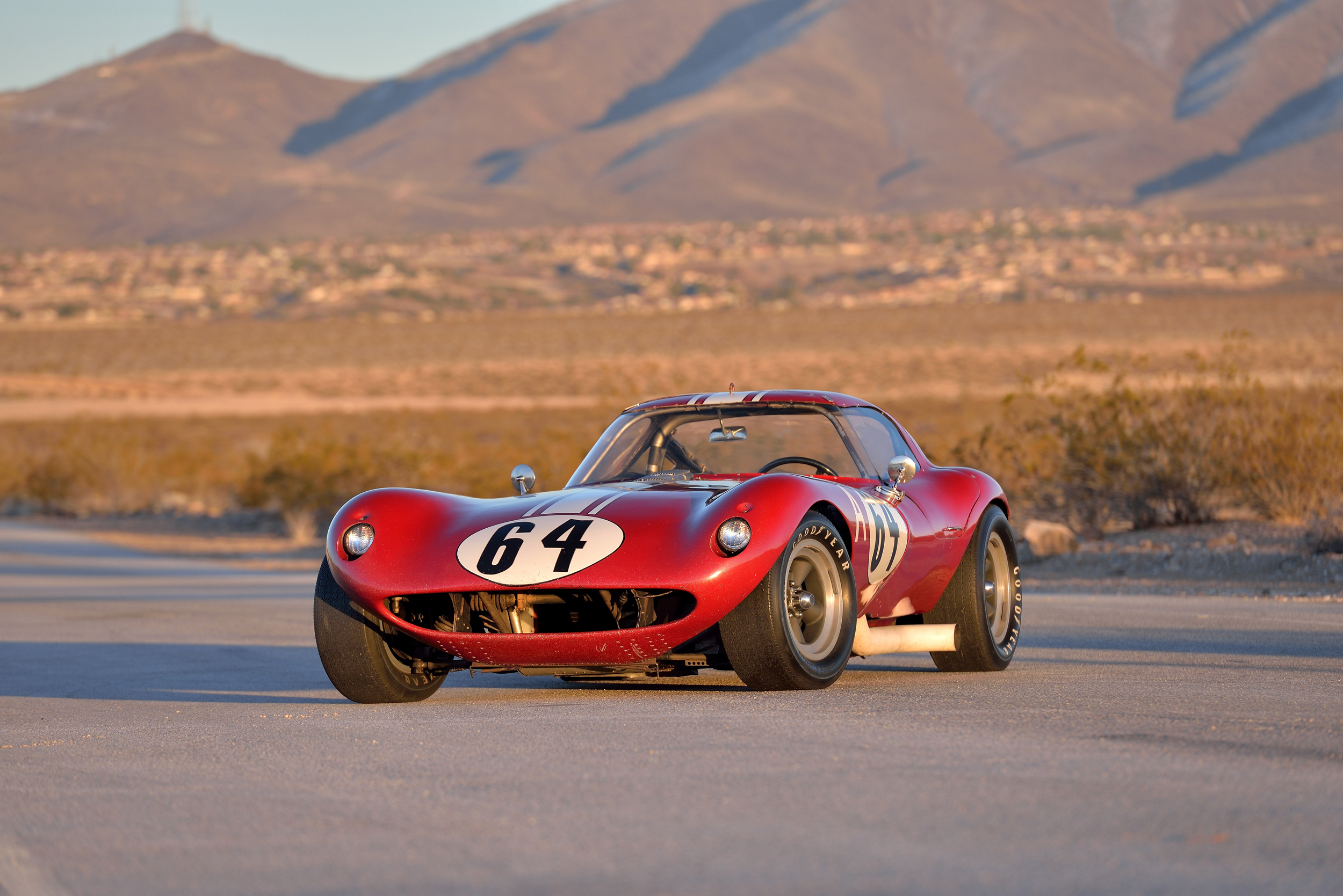 1963 Cheetah Race Car, Unrestored, No. 4 of 11 Built From the Steven Juliano Estate Collection