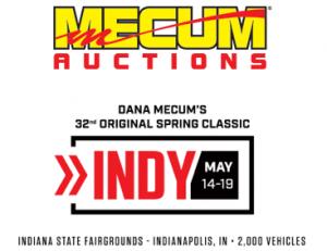 Dana Mecum's 32nd Original Spring Classic Returns to Indianapolis