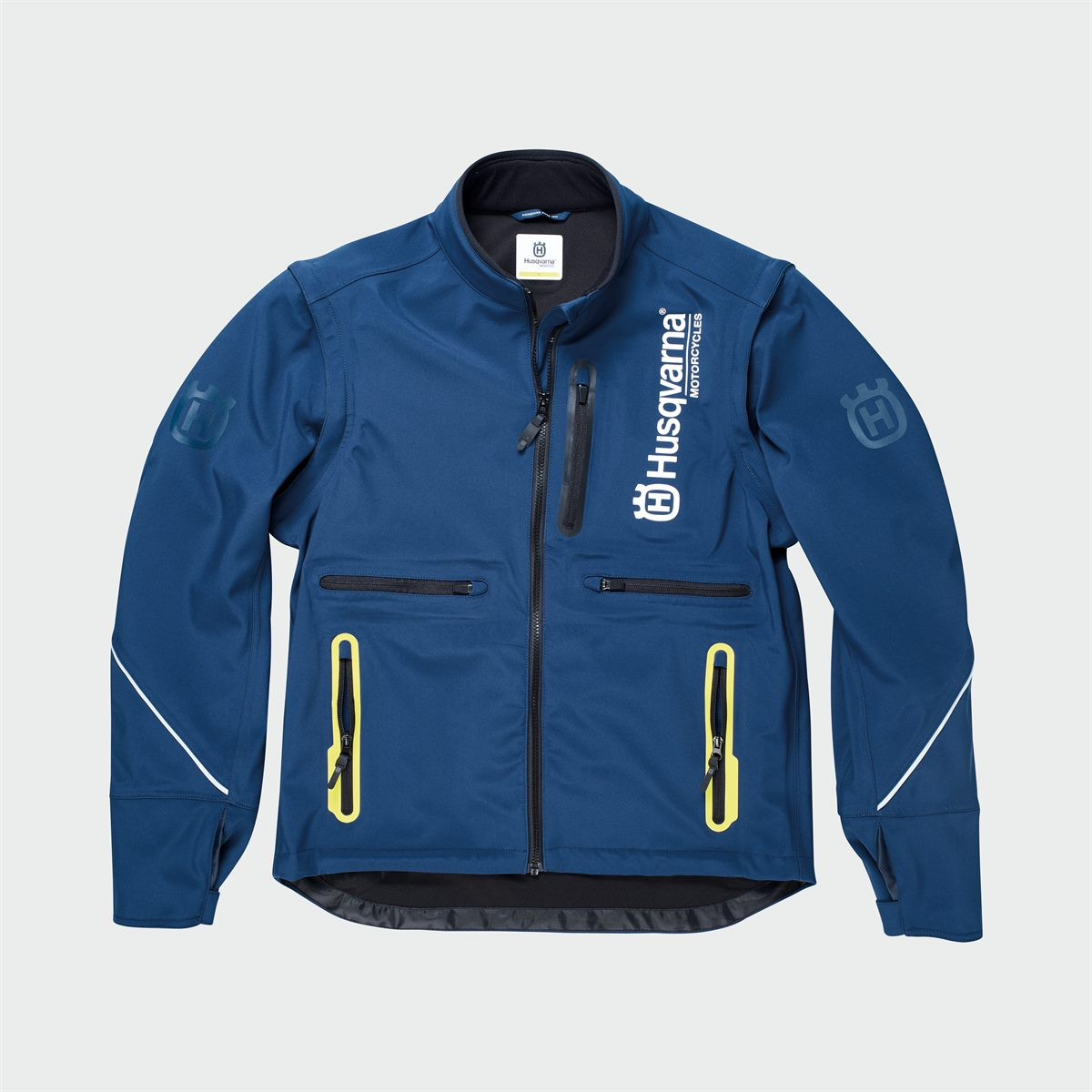 Husqvarna Motorcycles 2020 Functional Clothing Offroad Collection - GOTLAND JACKET