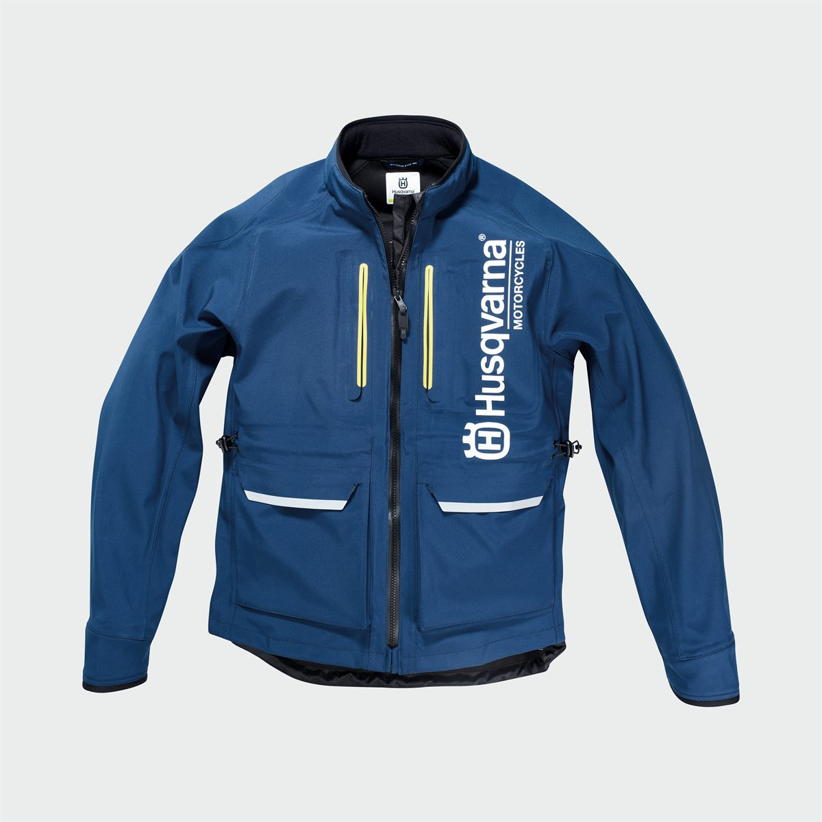 Husqvarna Motorcycles 2020 Functional Clothing Offroad Collection - GOTLAND WP JACKET