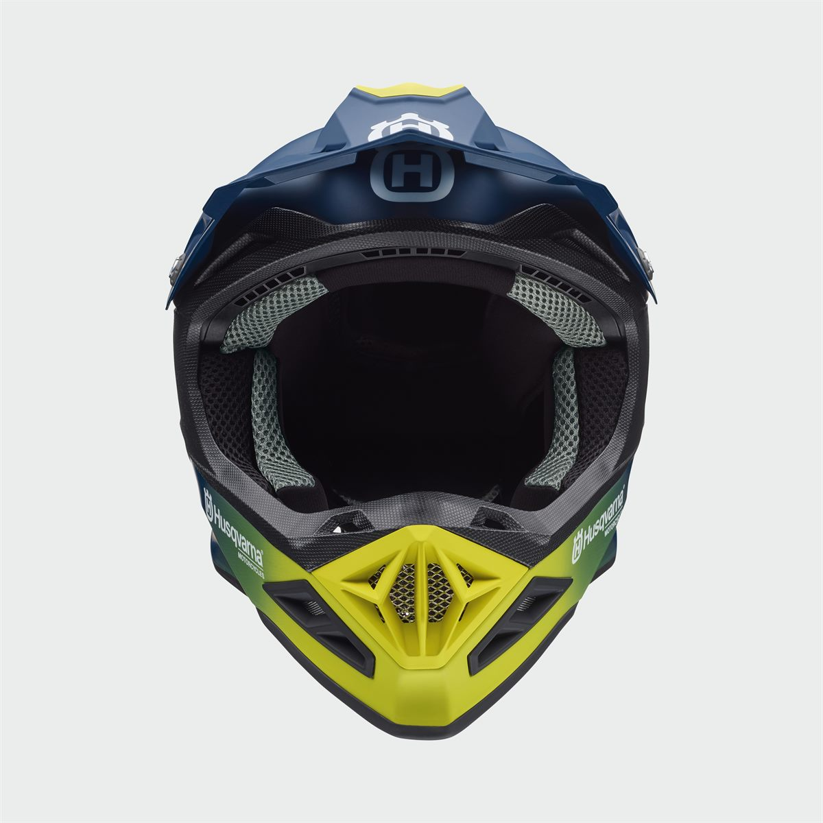 Husqvarna Motorcycles 2020 Functional Clothing Offroad Collection - KIDS RAILED HELMET