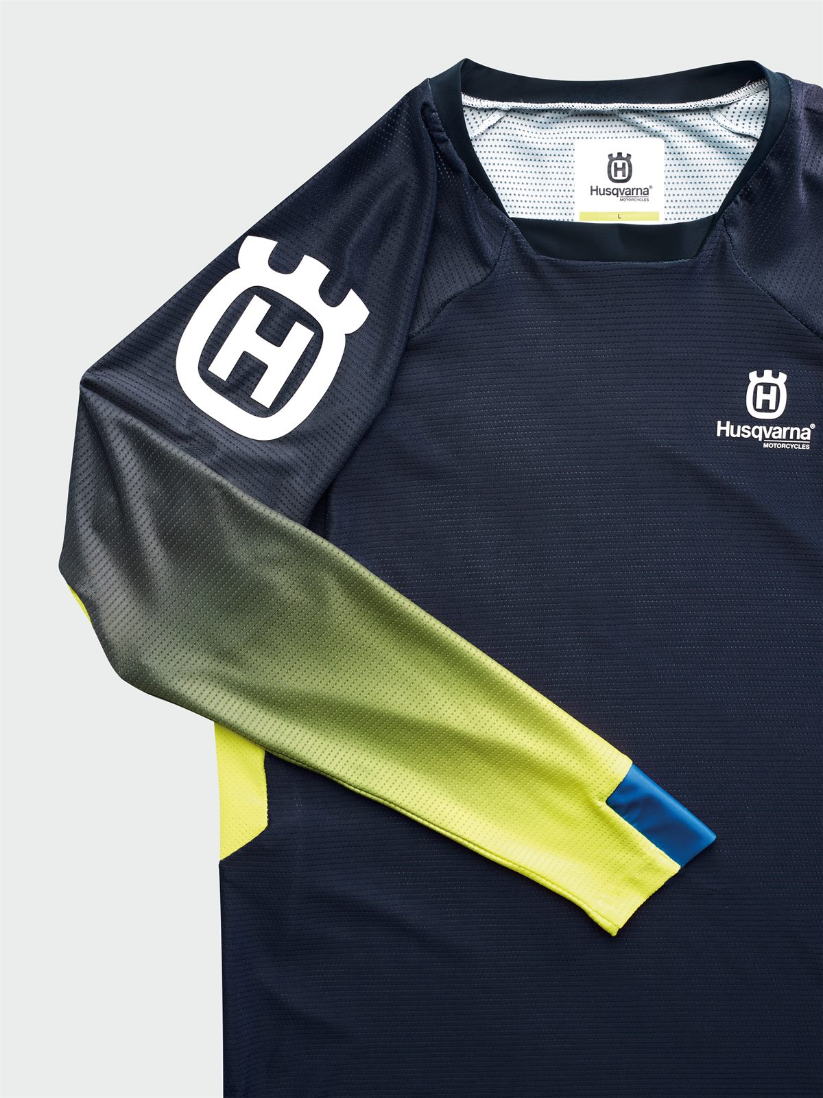 Husqvarna Motorcycles 2020 Functional Clothing Offroad Collection - KIDS RAILED SHIRT