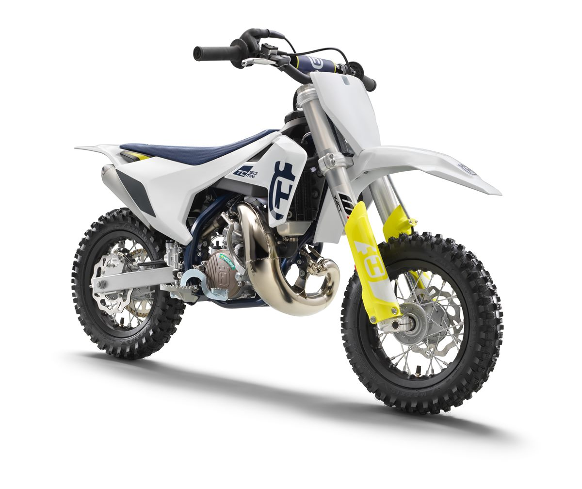 Husqvarna TC 50 mini MY20