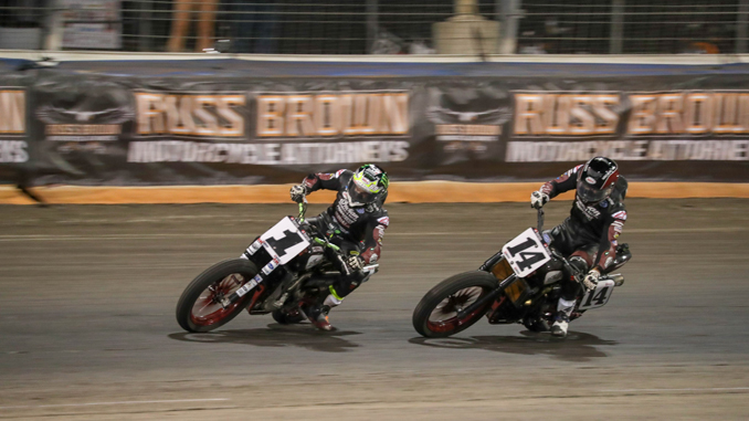 Indian Motorcycle Racing - Texas Half-Mile