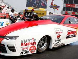 Jackson Picks Up Pro Mod Win at Mopar Express Lane NHRA SpringNationals
