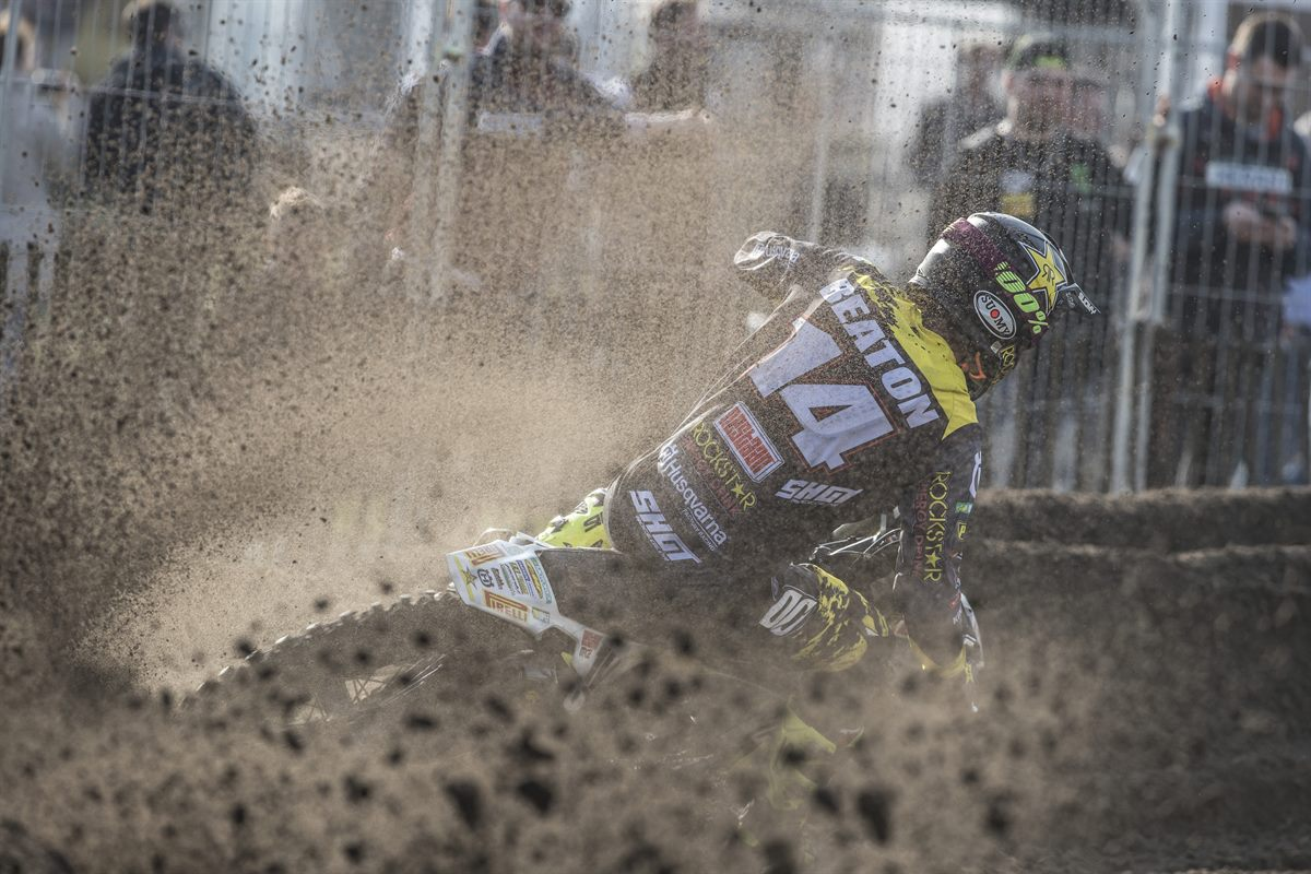 Jed Beaton - Rockstar Energy Husqvarna Factory Racing - GP of the Netherlands