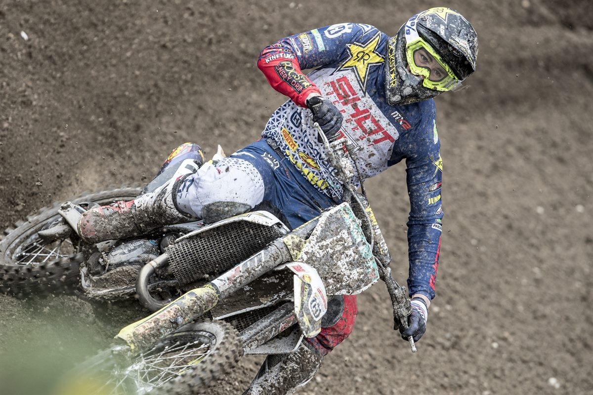 Jed Beaton - Rockstar Energy Husqvarna Factory Racing - MXGP of Trentino