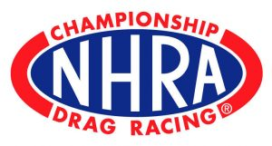 NGK Spark Plugs NHRA Four-Wide Nationals logo