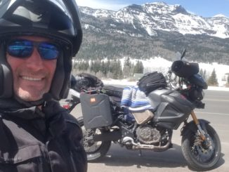 New Record Set for Solo Cannonball Run on Motorcycle from NYC to LA
