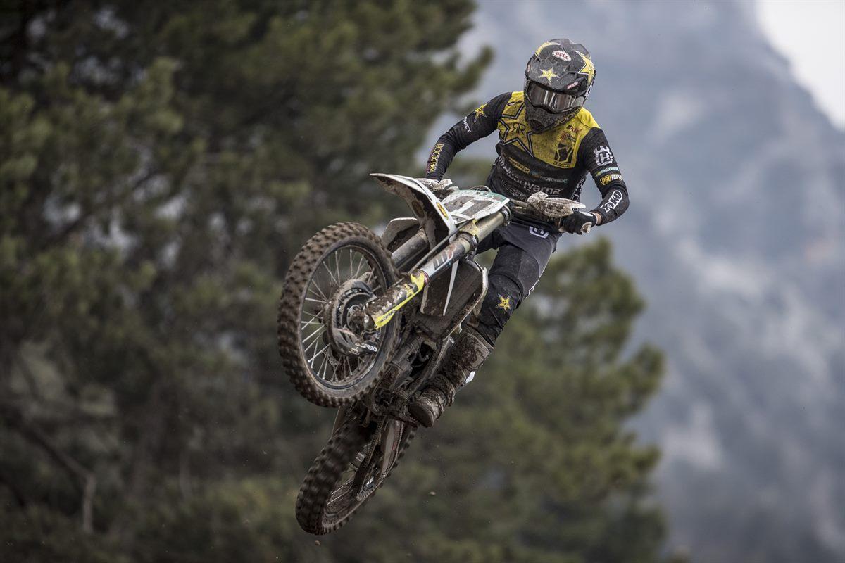 Pauls Jonass – Rockstar Energy Husqvarna Factory Racing - MXGP of Trentino