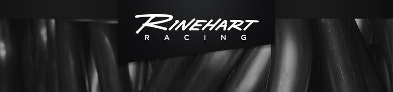 Rinehart Racing banner