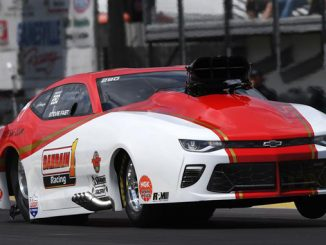 "Stevie ""Fast"" Jackson seeking redemption at zMAX Dragwa"