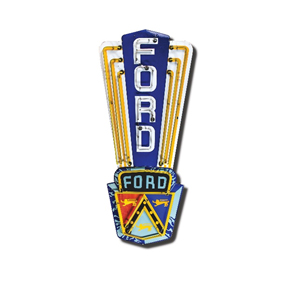 The Ford Jubilee Neon Sign offered from the Strauss Collection at Auburn Spring 2019