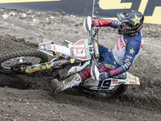Thomas Kjer-Olsen – Rockstar Energy Husqvarna Factory Racing - MXGP of Trentino