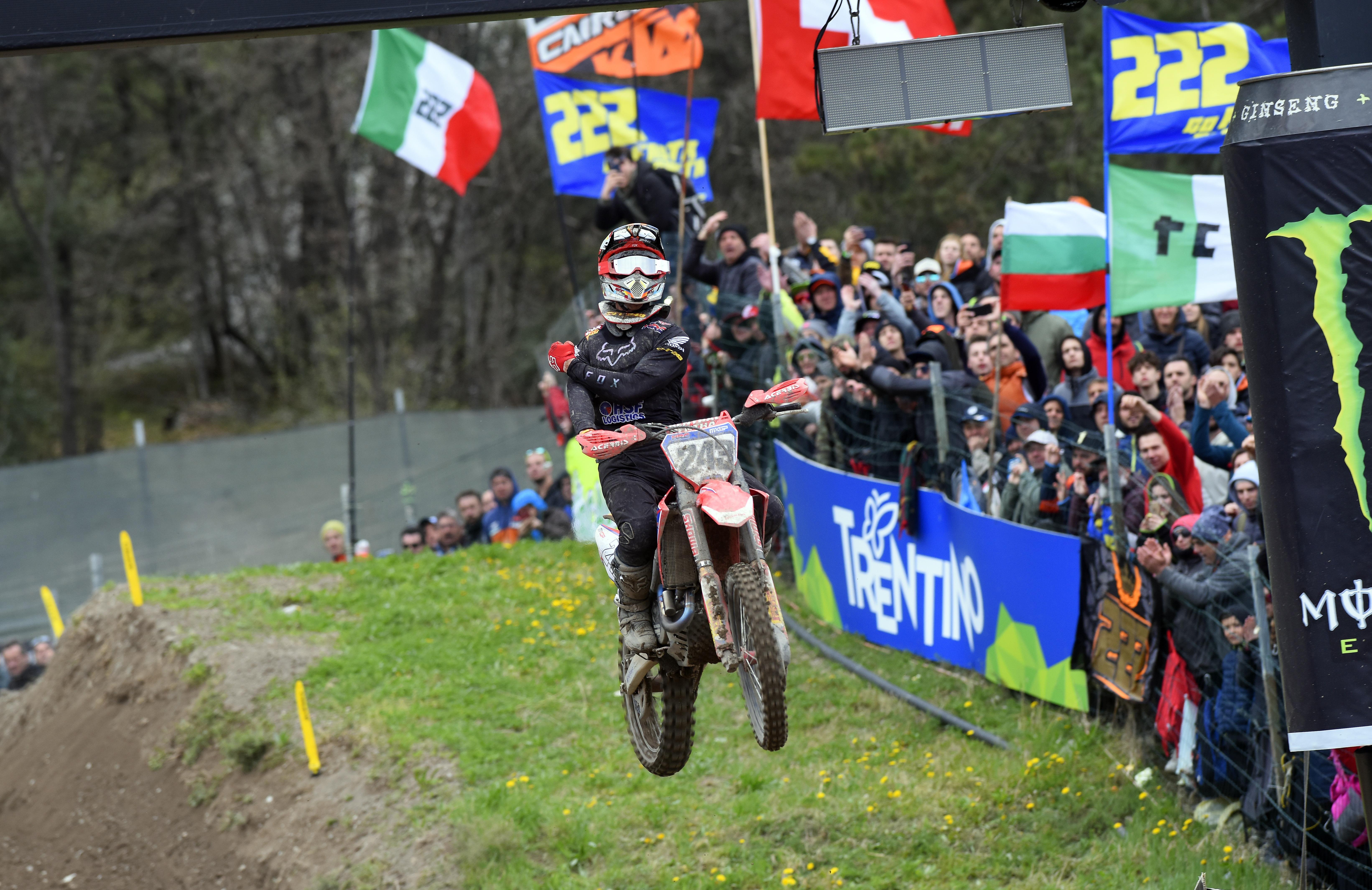 Tim Gajser - Pirelli - MXGP of Trentino