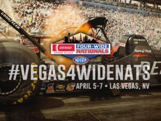 NHRA Four-Wide Nationals