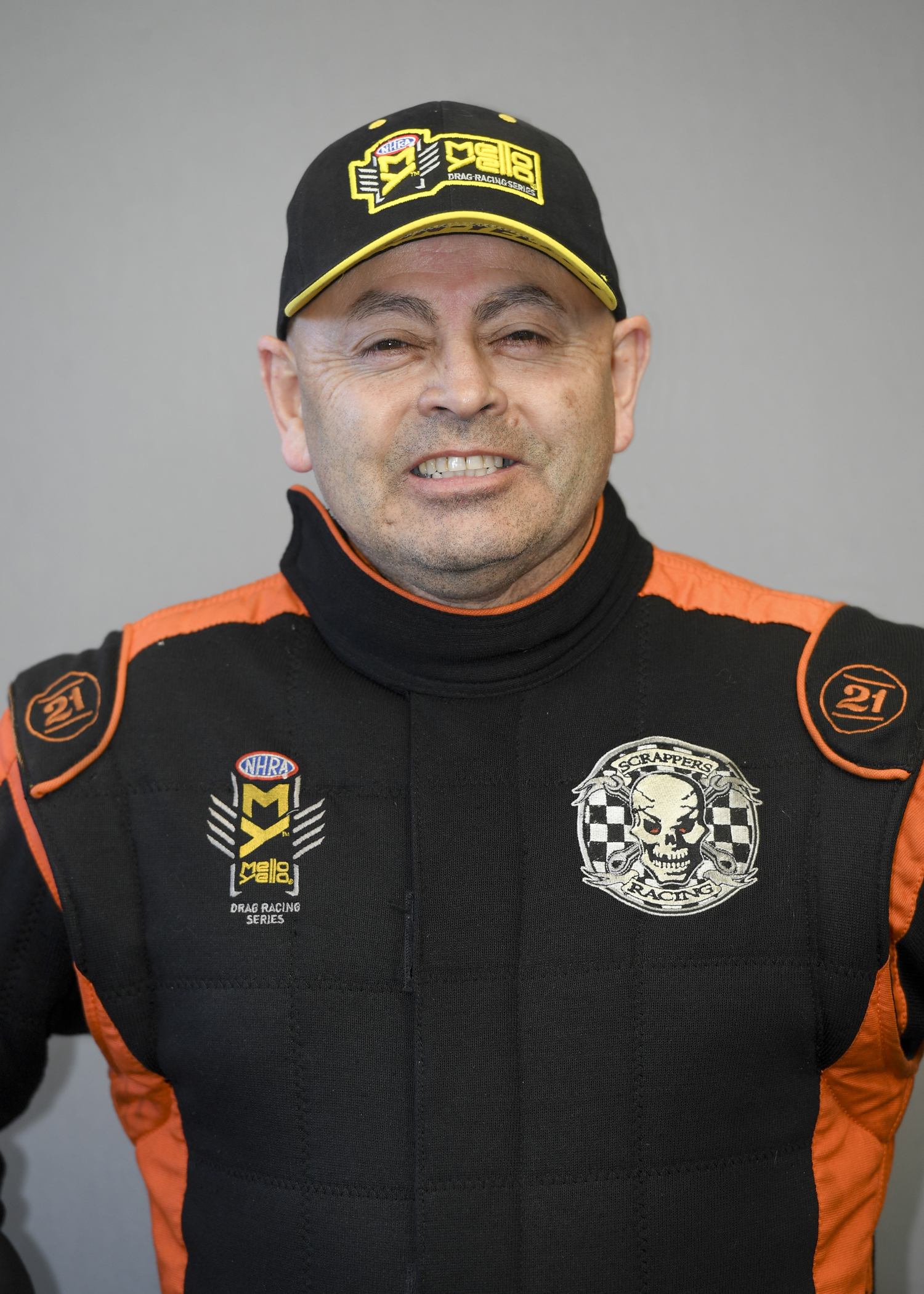 Top Fuel - Mike Salinas - NGK Spark Plugs NHRA Four-Wide Nationals