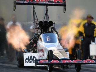 Top Fuel - Steve Torrence - Arbys NHRA Southern Nationals action