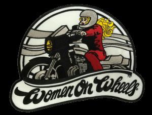 Women On Wheels logo