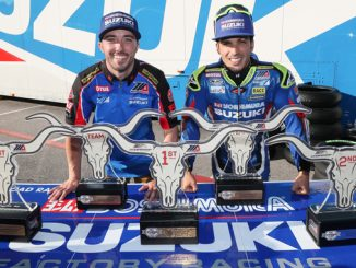 Yoshimura Suzuki's Josh Herrin and Toni Elias came home with all of the first-place trophies