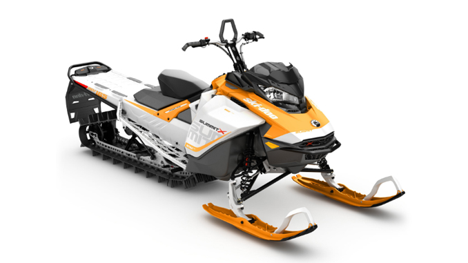BRP Recall 2017 Summit X 850 E-TEC Orange_White