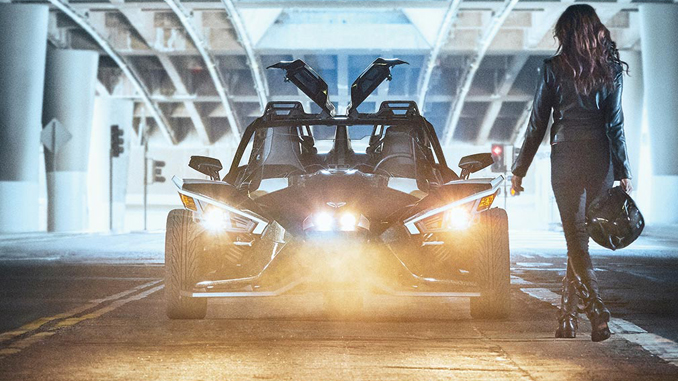 polaris slingshot test drive