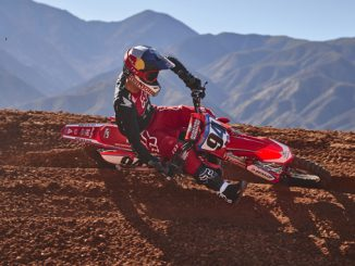 Ken Roczen Re-Signs with Team Honda HRC