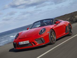 Porsche 911 Speester
