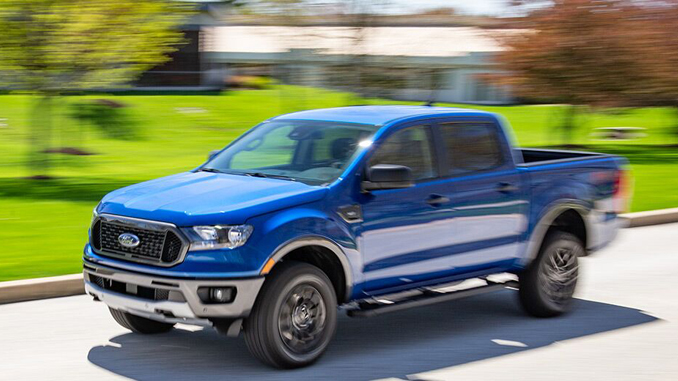 Ford Motor Company's mid-sized Ranger pickup truck to US markets, AmericanTrucks