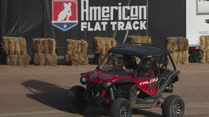 American Honda and AFT Forge First Official Partnership