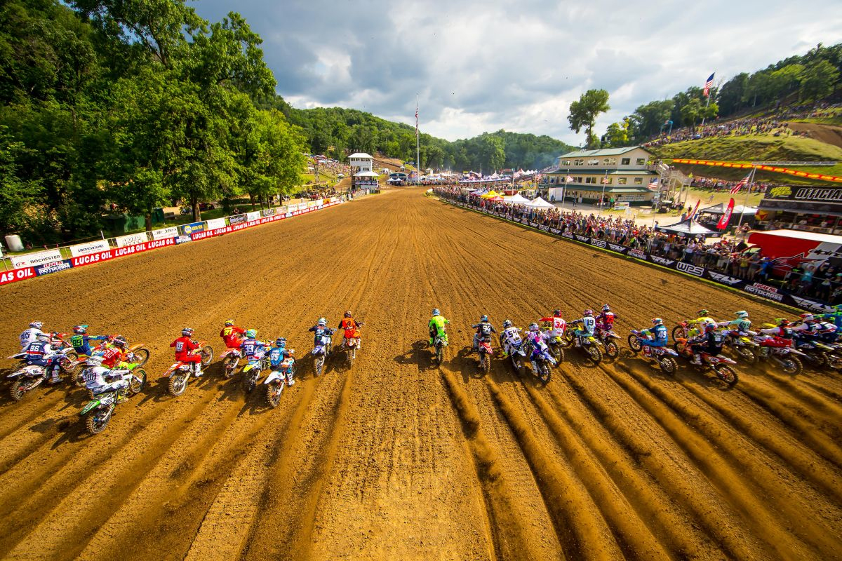 The 2019 Lucas Oil Pro Motocross Championship is just days away