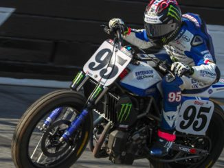 Yamaha to Partner with American Flat Track for 2019