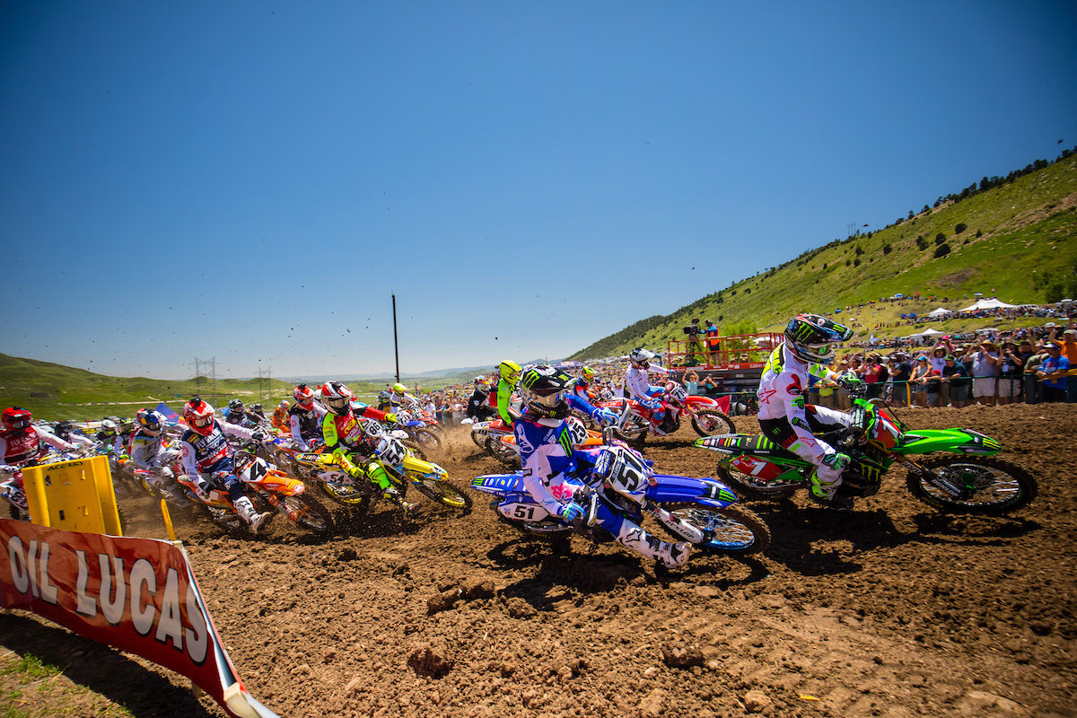 The Lucas Oil Pro Motocross Championship will be showcased on NBC- NBC Sports Network MAVTV and NBC Sports Gold for the 2019 season